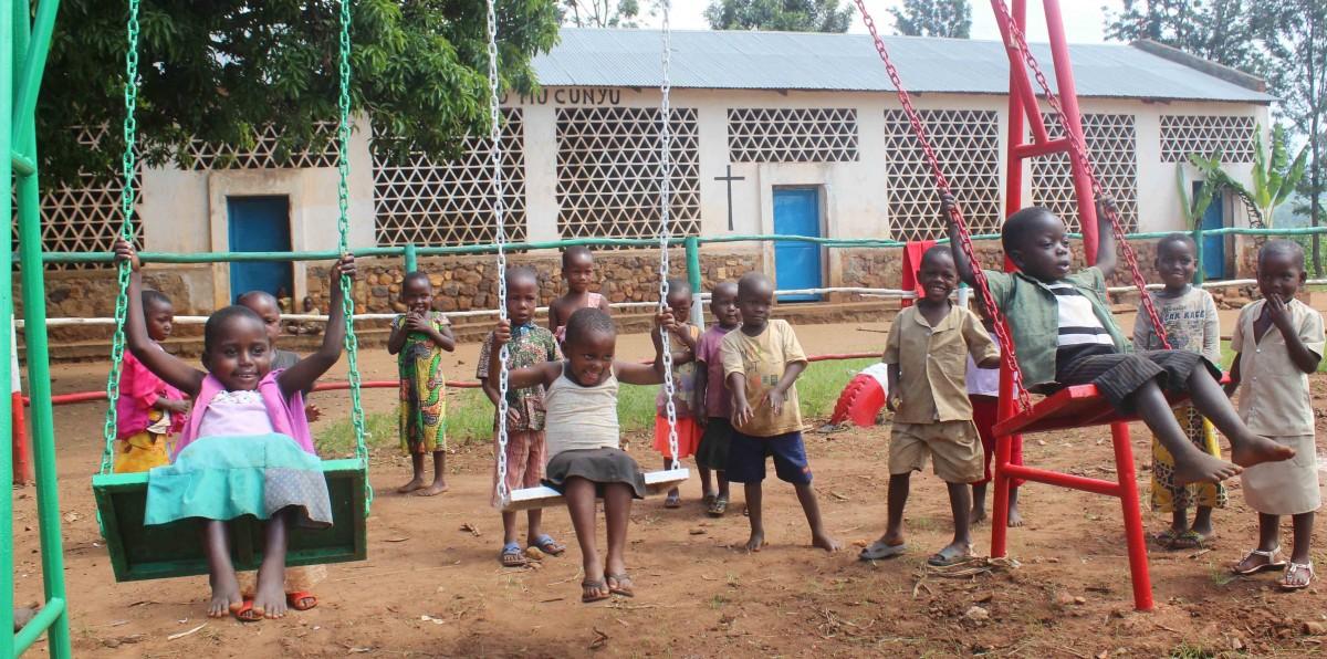 child centered Community development